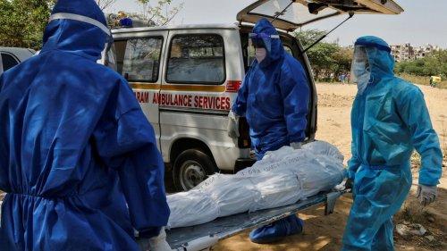 Covid-19 en Inde: les hôpitaux submergés par une violente deuxième vague