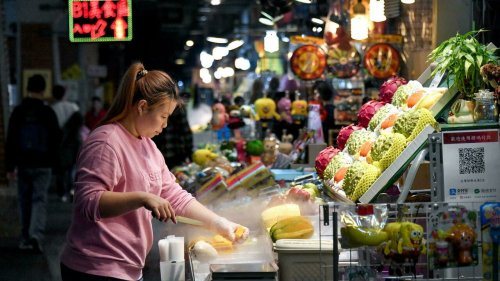 Nouvel incident entre Taipei et Pékin autour de l'importation de fruits taïwanais