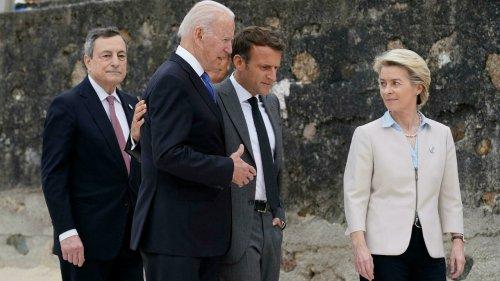 国际纵横 - 拜登访欧忙碌不断 欧洲盟友:美国又回来了