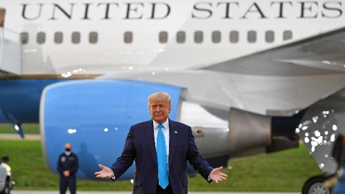 États-Unis: ce que compte faire Donald Trump après la Maison Blanche