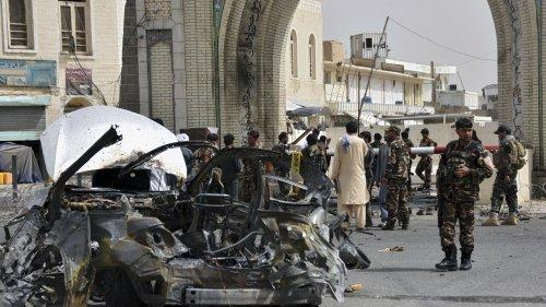 Afghanistan: les ambassades américaine et britannique accusent les talibans de «massacres» de civils