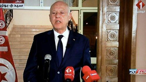 Tunisie: dans un discours, le président Kaïs Saïed garde son cap