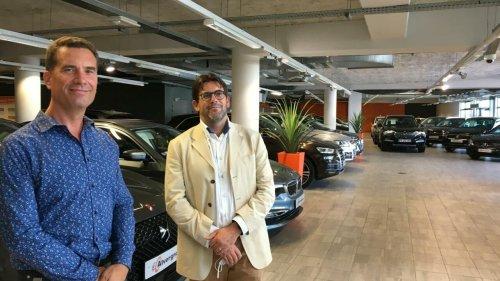 Reportage France - Les ventes de voitures d'occasion explosent en France