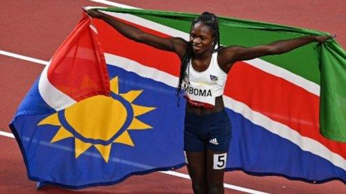 Tokyo 2021: la Namibienne Christine Mboma, sensation du jour sur la piste d'athlétisme
