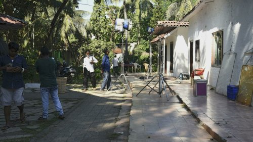 Covid-19 crisis hits India's booming film industry hard