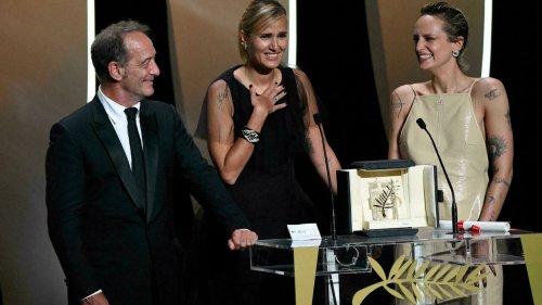 """Filme francês """"Titane"""", que provocou mal-estar durante exibição, leva a Palma de Ouro de Cannes"""