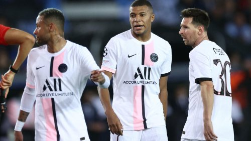 Mbappé out? Neymar and Messi will have to do for PSG against Lyon