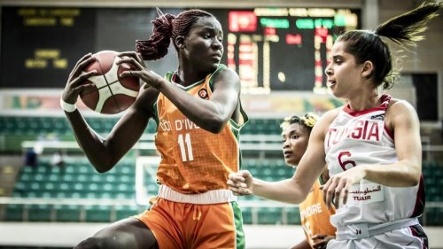 Afrobasket féminin : la Côte d'Ivoire brille, la Guinée plie