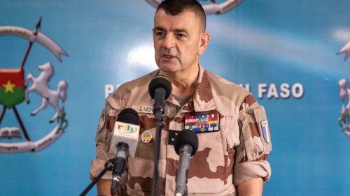 Sahel: le commandant de la force française évoque l'évolution de Barkhane