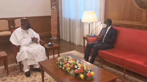 Bénin: rencontre entre le président Patrice Talon et l'opposant Boni Yayi