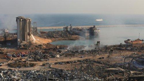 Un an après l'explosion de Beyrouth, l'UE tente de faire pression sur les dirigeants libanais