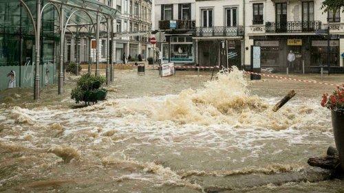 Bélgica: fortes chuvas voltam a assustar moradores e causam danos