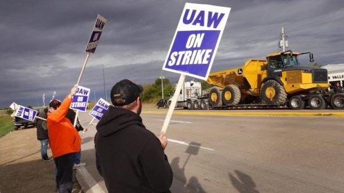 Les États-Unis secoués par une vague de grèves