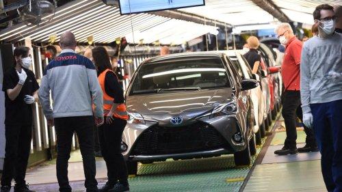 Japon: Toyota attaqué par son fournisseur d'acier