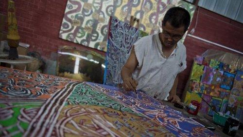 Birmanie: Htein Lin, un artiste-peintre au service de la contestation
