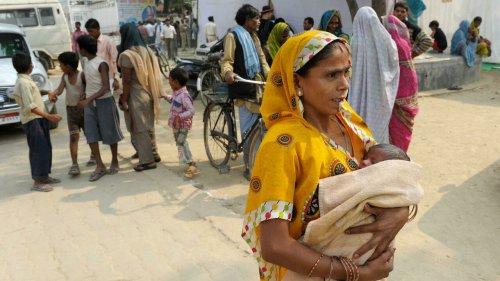 Inde: l'État de l'Uttar Pradesh veut contrôler sévèrement sa natalité