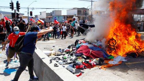 À la Une: manifestations violentes contre les migrants au Chili