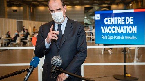 فرانسویها ماسکها را بر میدارند