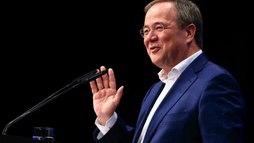 Allemagne: après sa débâcle aux législatives, Armin Laschet repart de zéro