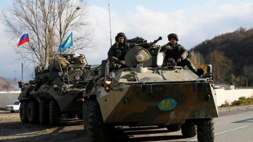 Haut-Karabakh: début de la mission d'observation du cessez-le-feu