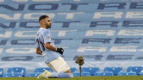 Mahrez bags a brace as Manchester City beat PSG to reach Champions League final