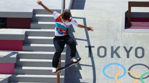 Tokyo 2021-Skateboard: le Japonais Yuto Horigome premier médaillé d'or de l'histoire
