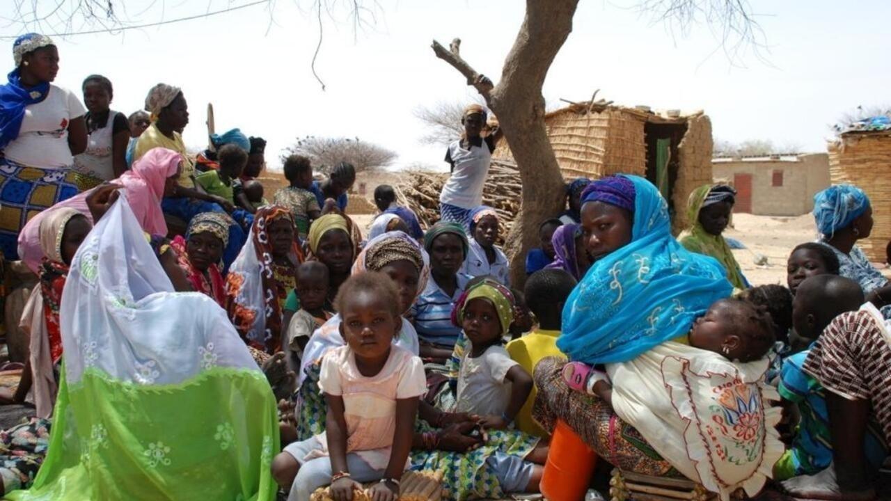 Hundreds of civilians killed, thousands displaced in jihadist attacks in Burkina Faso