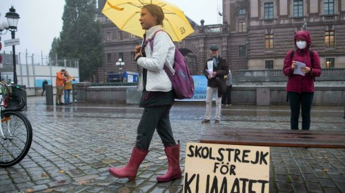 Pour Greta Thurnberg, la COP26 n'amènera «pas de grands changements»