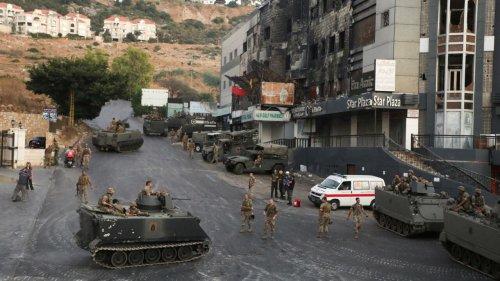 Liban: l'armée mobilisée après une fusillade meurtrière au sud de Beyrouth