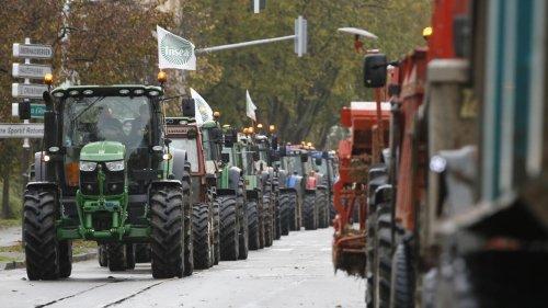 France: les agriculteurs eux aussi en colère se mobilisent