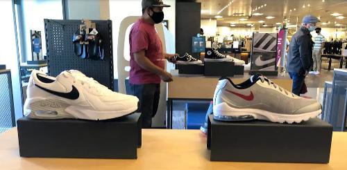 Nike a început să vândă încălțăminte second hand