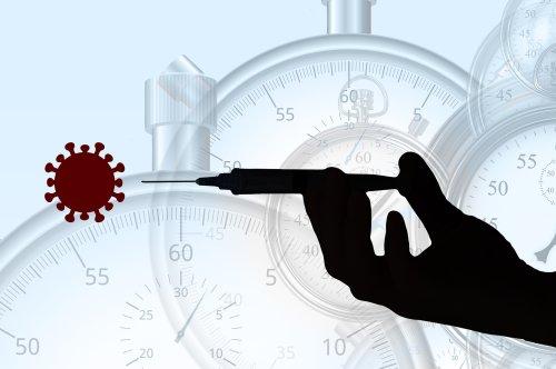25% dintre românii cu vârste peste 12 ani, vaccinați anti-COVID