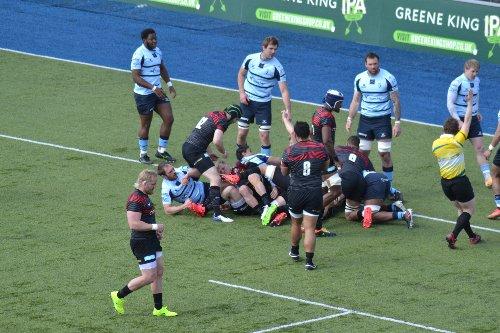 Rugby: Campioni mondiali, europeni și ai Angliei evoluează în liga II-a