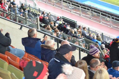 Rugby: În Anglia spectatorii au revenit pe stadioane după cinci luni