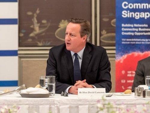UK: Guvernul anchetează o acțiune de lobby a fostului prim ministru, David Cameron