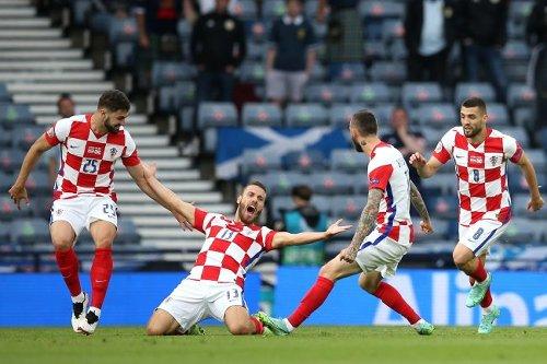 Армеец Влашич признан лучшим игроком матча Хорватия - Шотландия