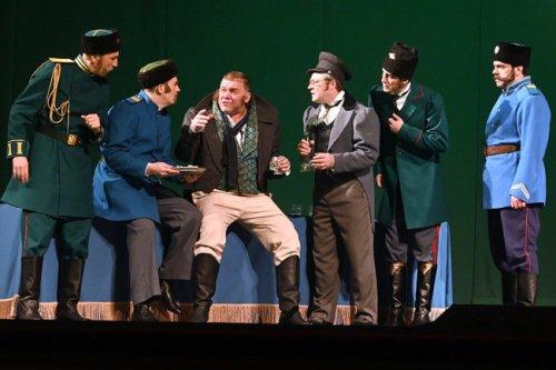 Максимов: Какие бы трудные времена ни были, в Малом театре всегда аншлаг
