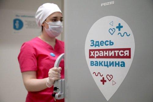 В Подмосковье к 23 мая планируют привить от COVID-19 миллион человек
