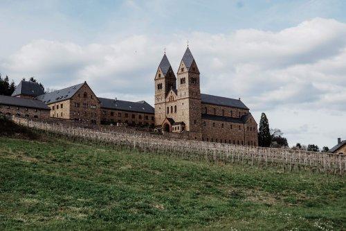 Der Rüdesheimer Hildegardweg: Auf den Spuren der Hildegard von Bingen - Rhein-Main-Blog