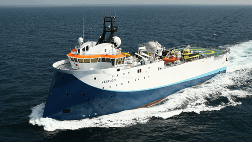 Vietnam 3D Seismic Survey Goes to Shearwater