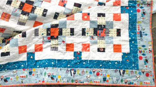 Tiny Treaters – Posy Quilt