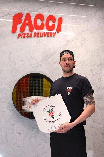 La visione innovativa della pizza di Alessandro Facci