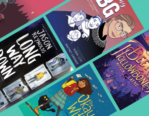 7 Graphic Novels You Don't Want to Miss!