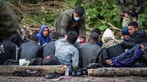 Nach anhaltendem Zustrom von Flüchtlingen: Lettland verlängert Notstand an weißrussischer Grenze