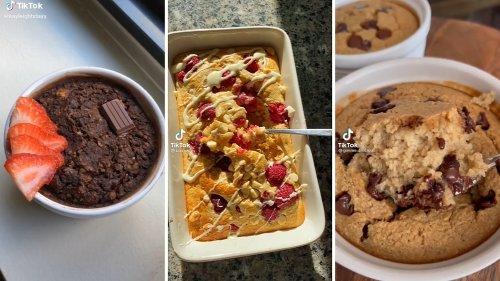 Kuchen zum Frühstück? Drei Baked-Oats-Rezeptideen von Tiktok
