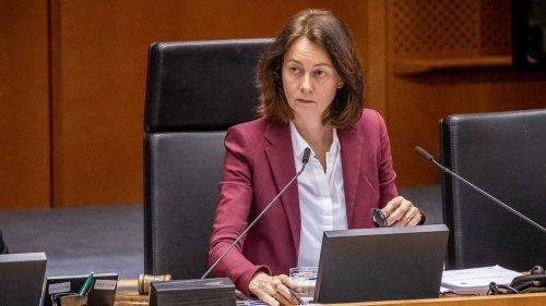 Katarina Barley: Ungarn und Polen solltenEU-Gelder gesperrt werden