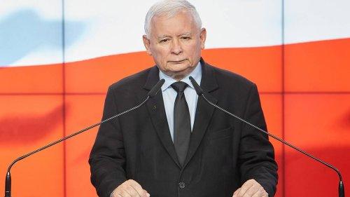 Kaczynski wirft EU-Institutionen Ambitionen auf Machtwechsel in Polen vor