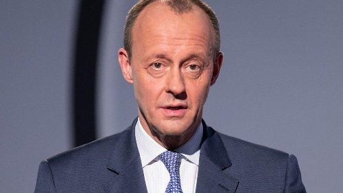 Merz gewinnt Kampfabstimmung um CDU-Direktkandidatur im Sauerland