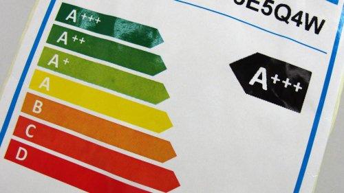 """""""A+++"""" hat ausgedient: Ab März gibt es neue Energieeffizienzklassen"""