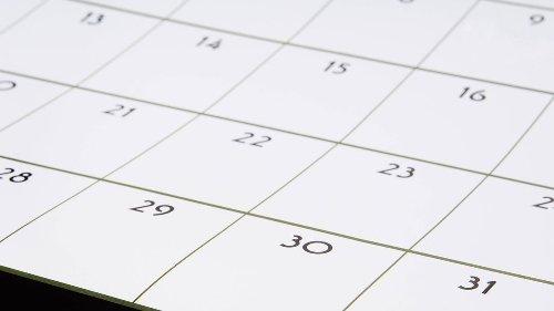 Kalenderblatt 2021: 10.April– was ist heute passiert?